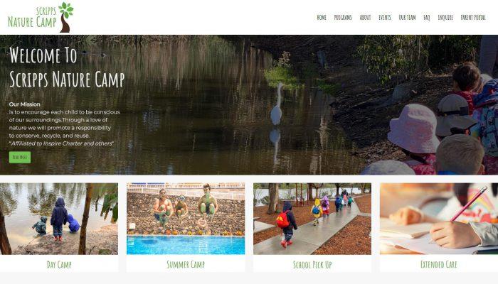 Scripps Nature Camp